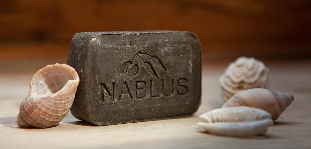 ナーブルスソープ – 死海の泥