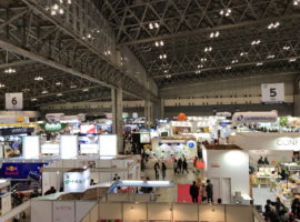 第18回 JAPAN ドラッグストアショー - ナーブルスソープ 公式ブログ