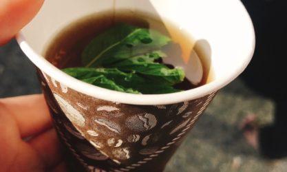 人々を繋ぐパレスチナのお茶文化