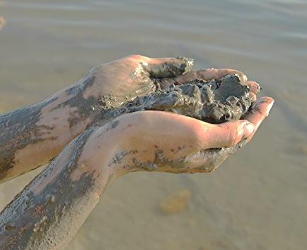 ナーブルスソープ – 死海の泥 – 完全無添加オーガニック・ヴィーガン洗顔&ボディー石鹸