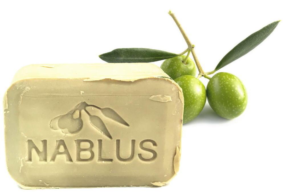 ナーブルスソープ - ナチュラルオリーブオイル - 完全無添加オーガニック・ヴィーガン洗顔&ボディー石鹸