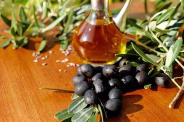 豊富なオレイン酸が肌を守り、ターンオーバーを促進