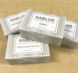 Nablus Japan - ナーブルス・ジャパン - パッケージ - 梱包資材削減の取り組み