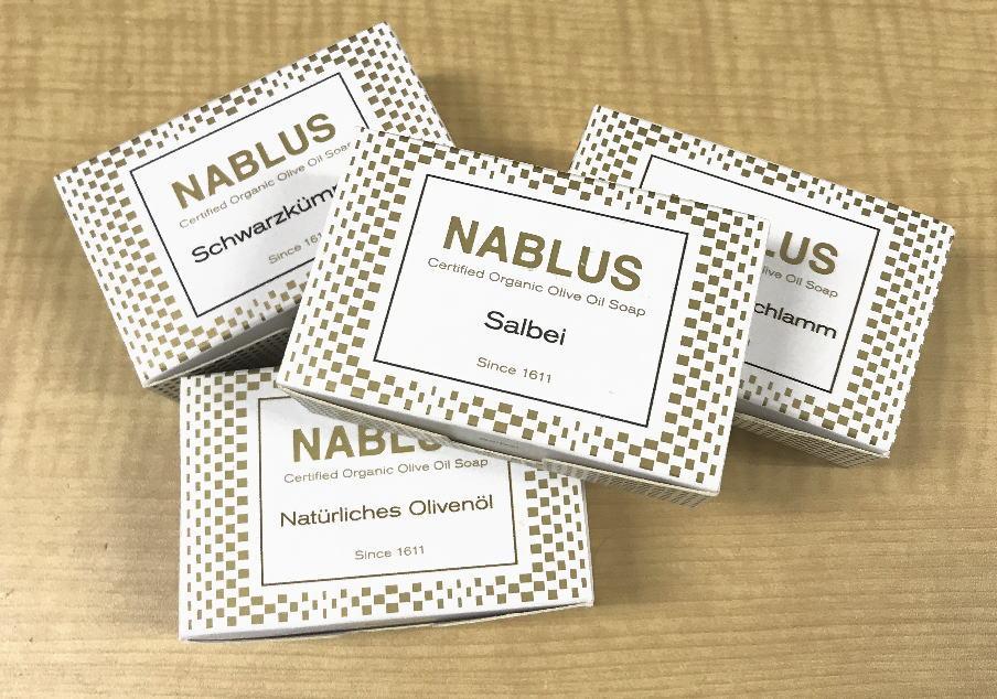 梱包資材削減 ( エコ )の取り組み - ナーブルスソープ 公式ウェブサイト
