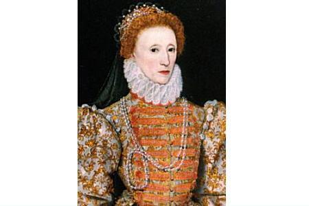 クイーン・エリザベス1世(Queen Elizabeth 1)