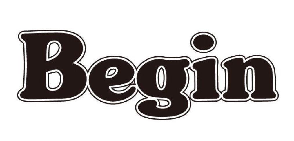 Begin - ナーブルスソープ