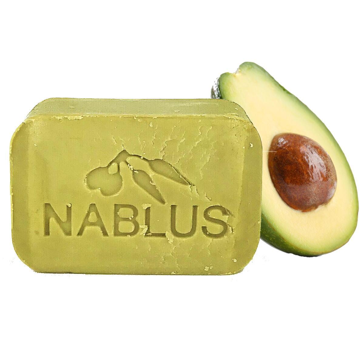 Nablus Soap ナーブルスソープ - アボカド - 無添加 オーガニック石鹸