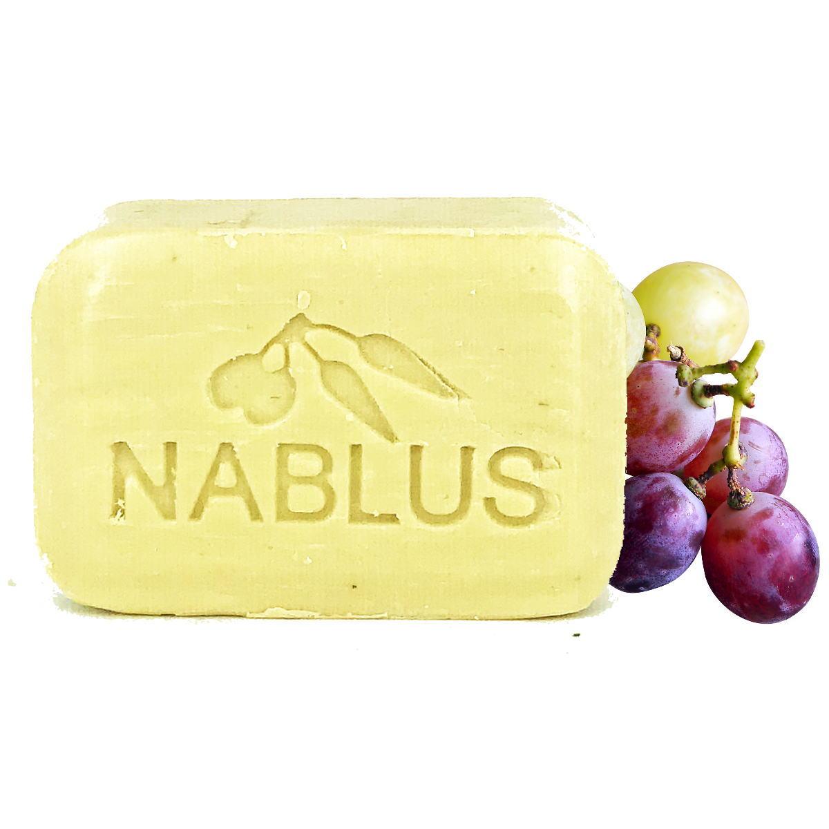 Nablus Soap ナーブルスソープ - ぶどう - 無添加 オーガニック石鹸