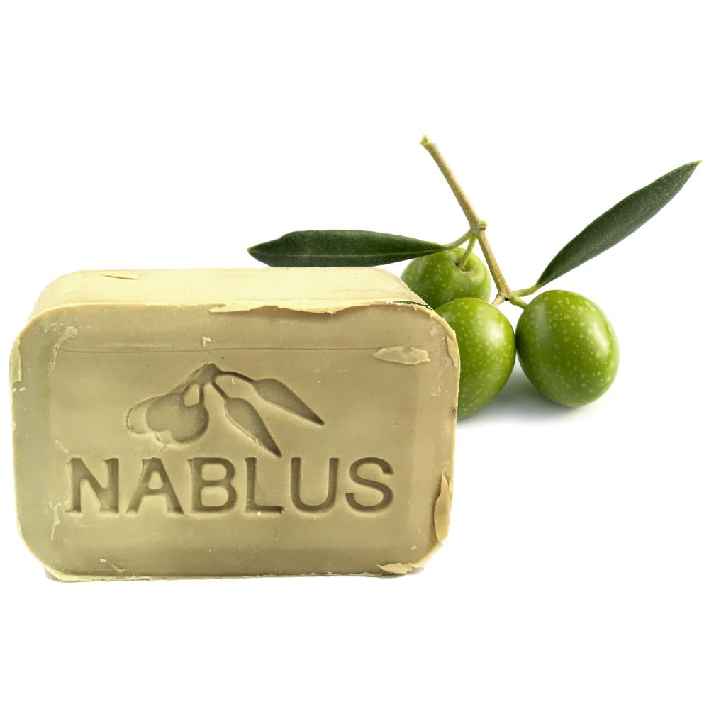ナーブルスソープ - ナチュラルオリーブオイル - オーガニック石鹸 保湿成分 乾燥肌 無添加石鹸