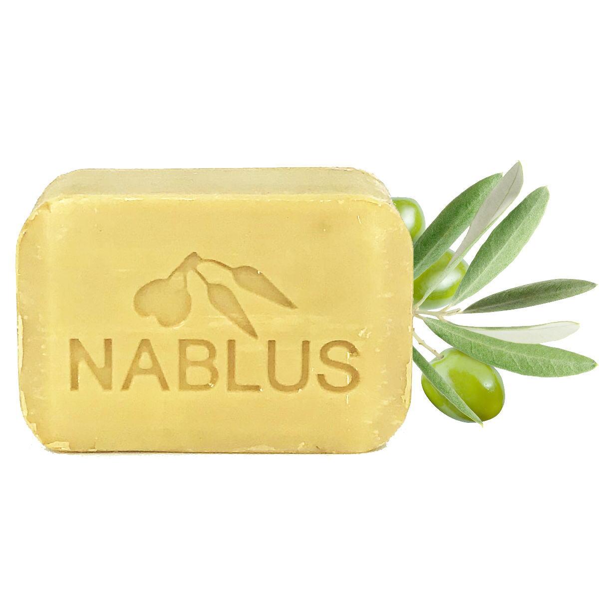 Nablus Soap ナーブルスソープ - ナチュラルオリーブオイル - 無添加 オーガニック石鹸