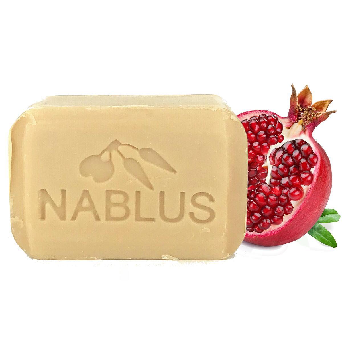 Nablus Soap ナーブルスソープ - ざくろ - 無添加 オーガニック石鹸
