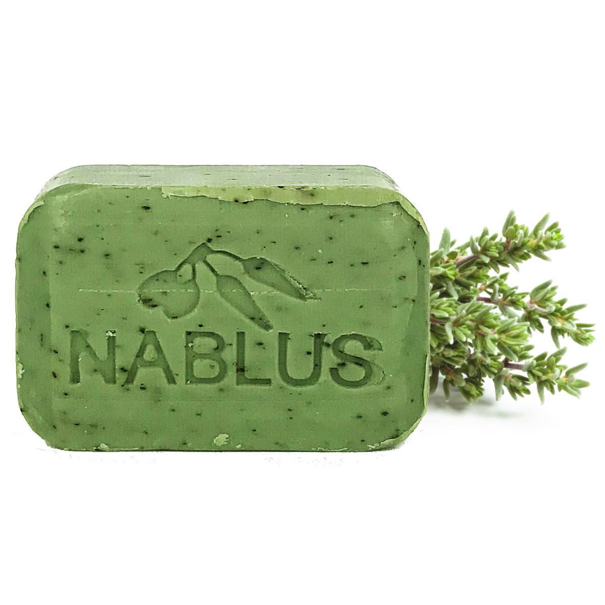 Nablus Soap ナーブルスソープ - タイム - 無添加 オーガニック石鹸